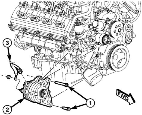 2007 Jeep Commander Starter Wiring by Repair Guides Charging System Alternator Autozone
