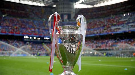 La champions cambia de sede. PREVIA La final de la Champions entre el Real y el ...