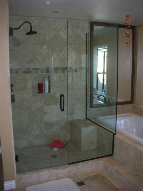 bathroom shower ideas glass shower enclosure 4 bath decors