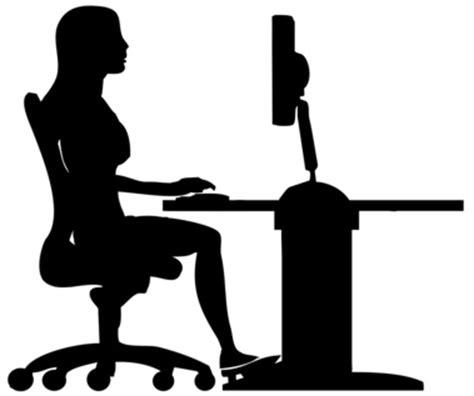 travail dans un bureau mal de dos siège de l absentéisme
