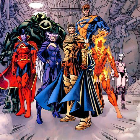 imperial guard team comic vine