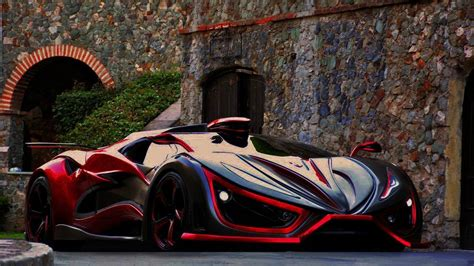 inferno  hp hypercar  gearing   production