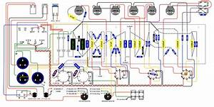 Wiring Mercury Magnetics Trannies  50 Watt Build  Diagram