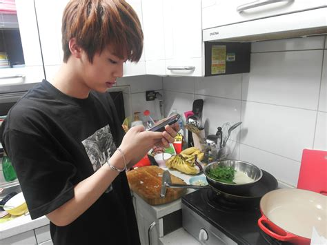 bts cuisine trans jin s cooking diary smoked duckling