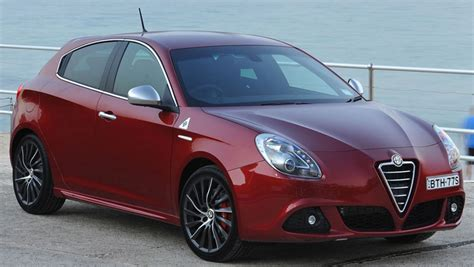 Alfa Romeo Giulietta Used Review