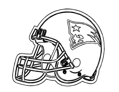 england patriots coloring pages coloring home