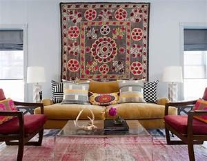 Carpet As A Wall Decor Idea