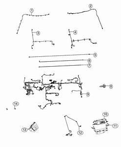 Ram 1500 Wiring  Jumper  Module  Electronic  Vsim