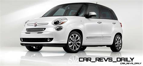 How Much Is A Fiat Car by 2014 Fiat 500l Lounge