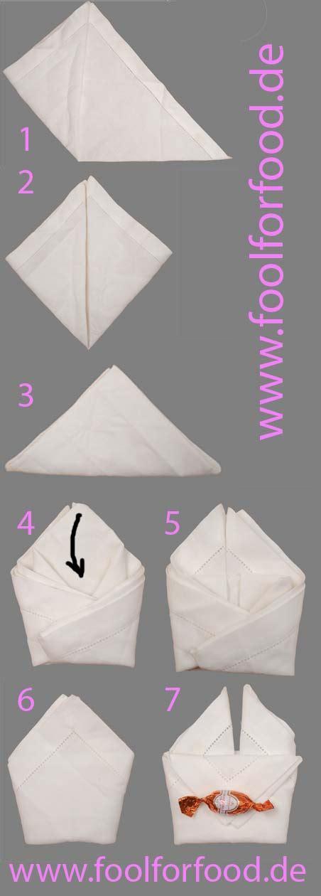 servietten hasen falten servietten falten der hase f 252 r die ostertafel foolforfood de