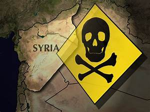 "Syria ""systematically"" using chemical weapons - CBS News"