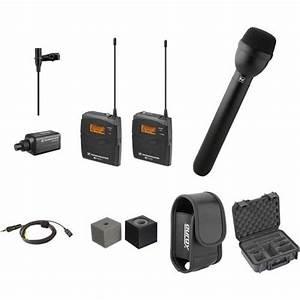 User Manual Sennheiser Ew 100 G3 Eng Wireless