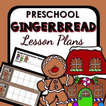 dramatic play gingerbread activity for preschool 742 | Gingerbread Man Preschool Lesson Plans