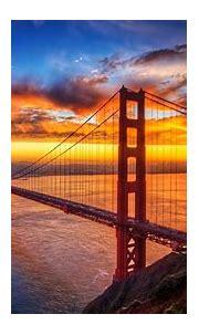 Bridge During Sunset 4K HD Nature Wallpapers | HD ...