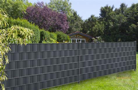 Gartengestaltung Zaun Sichtschutz