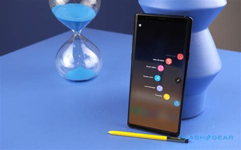 note 9 s pen what you should about the big stylus upgrade slashgear