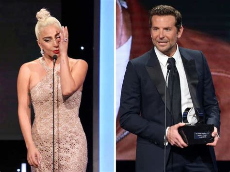 Lady Gaga Honours Bradley Cooper For Accomplishments In