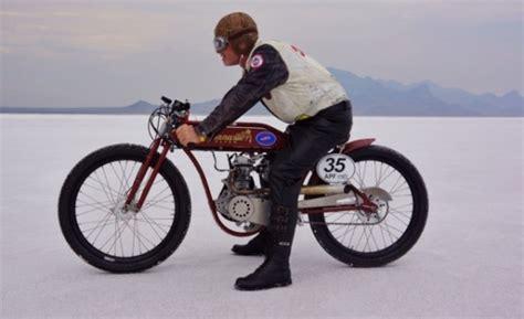 The Sportsman Flyer Kit Board Track Racer Motorcycle