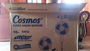 Unboxing Kipas Angin Cosmos