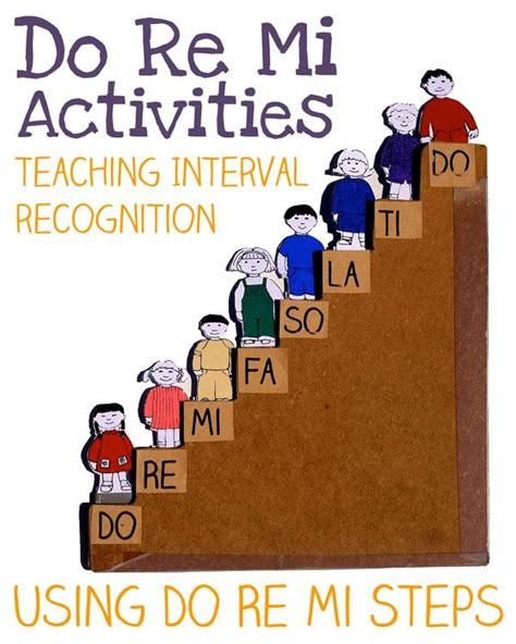preschool music lessons do re mi activities the do re mi staircase activities 912
