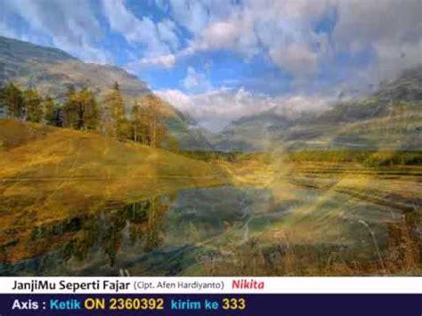 janjimu seperti fajar pagi hari mp3 janjimu seperti fajar renungan kehidupan rohani