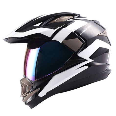 motocross helmets ebay dual sport helmet motorcycle full face motocross mx atv