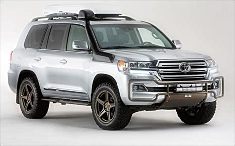 2018 Toyota Land Cruiser Redesign  Toyota Update Review