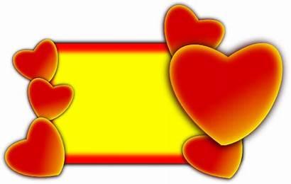Frame Hearts Clip Clipart Clker Vector Hi