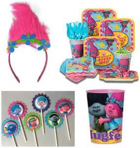 Trolls Birthday Party Supplies