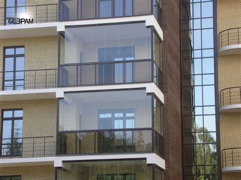 Balcony Sill by Modern Glazing For Balcony Or Loggia Small Design Ideas