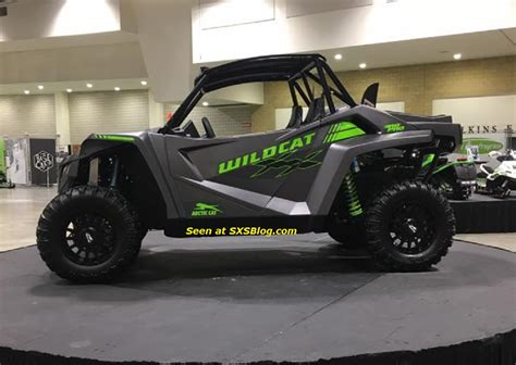 2018 Arctic Cat Wildcat XX!!!! Dealer show LIVE BLOG!
