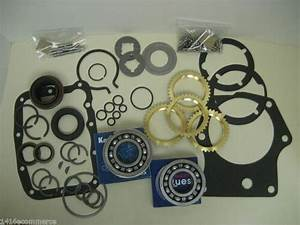 Np833 A833 Np440 Transmission Rebuild Kit With Synchro
