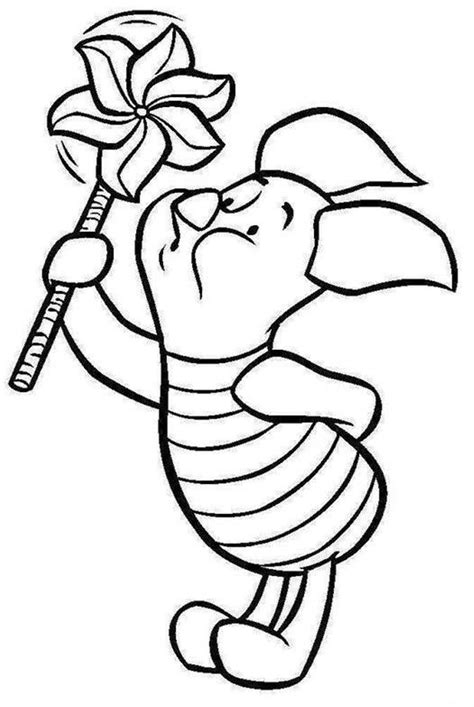 baby winnie  pooh  friends coloring pages az