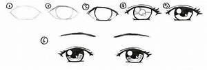 how to draw simple eyes step by step - Google Search ...