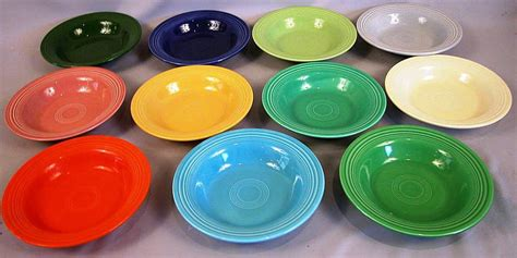 fiesta dinnerware colors tell prices4antiques table variety
