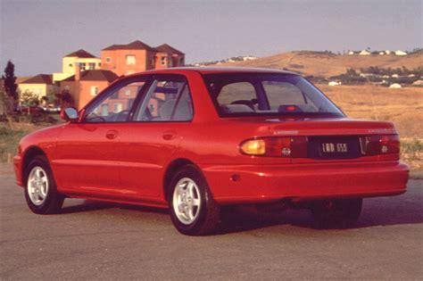 Mitsubishi Mirage 1993 by 1993 96 Mitsubishi Mirage Consumer Guide Auto