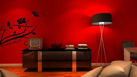 Decorations Modern Living Room Cozy White Tv Sets Wall And