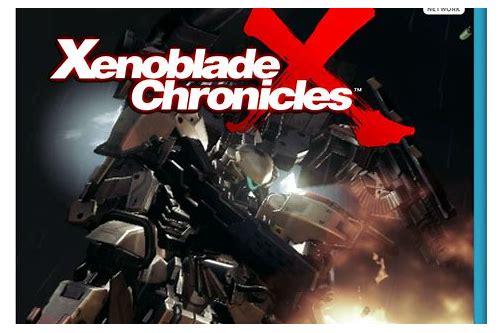 Xenoblade chronicles x loadiine   Xenoblade Chronicles X WII U ISO