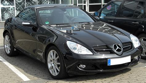 File Mercedes Slk 200 Kompressor R171 Front 20100402 Jpg