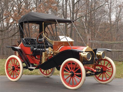 Rm Sotheby's  1910 Hupmobile Model 20 Runabout The