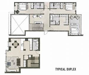 plan appartement 50m2 duplex With plan maison avec appartement
