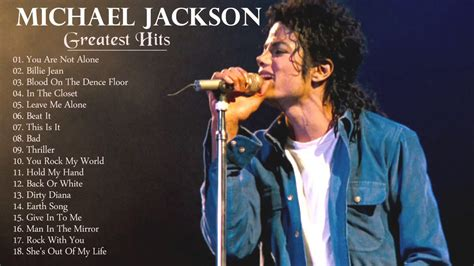 Michael Jackson Best Song top 20 michael jackson greatest hits best michael