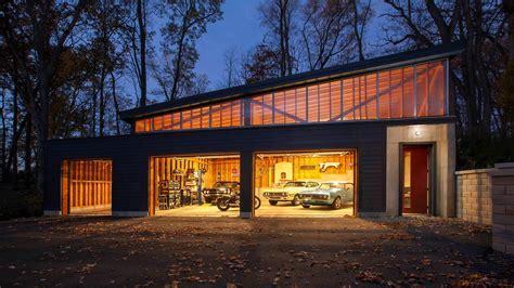 Home Garage by Vintage Modern Garage Haus Architecture For Modern