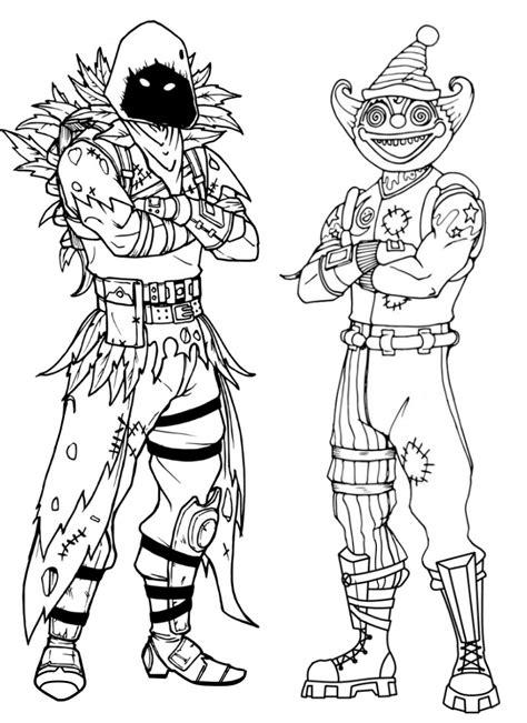 disegni da colorare fortnite skin season 9 desenho para colorir fortnite peekaboo e