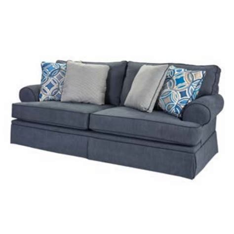 Emily Sofa by Broyhill Emily Sofa In Blue 6262 3q3