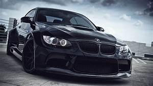 壁紙 BMW M3の黒の車 2560x1600 HD 無料のデスクトップの背景, 画像