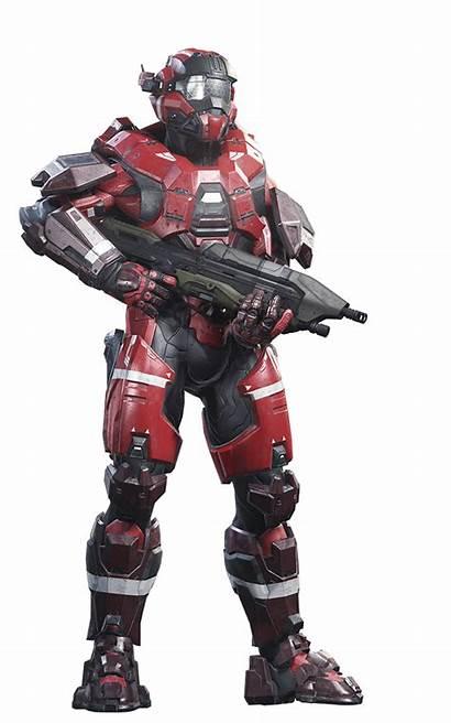 Halo Armor Spartan Reach Fi Sci Render