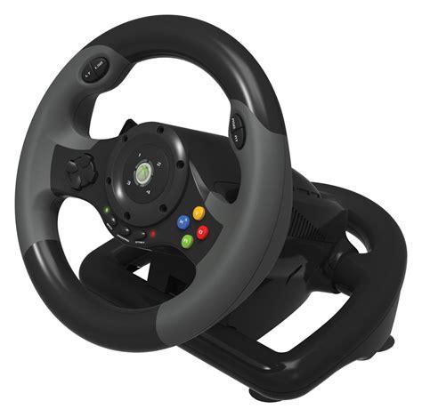 Amazoncom Hori Xbox 360 Racing Wheel Ex2 Video Games