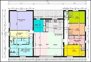plan d39architecte de maison maroc With plan d une maison marocaine