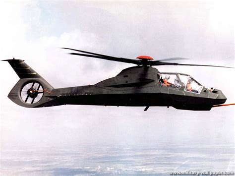 As the Rotor Turns: Stealth HELICOPTERS???